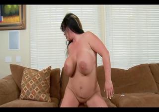 indiana jaymes - breasty cougar