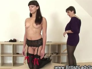 aged british lady sonia