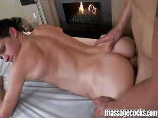 massagecocks twink cheerful massage
