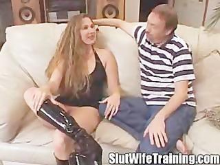surprise anniversary creampie episode for cuckold