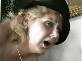 a ravishing mama fucked in all poses by not her