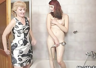 naughty time with sons gf