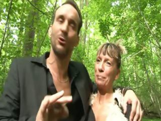 shanaelle a aged anal fucked in the woods