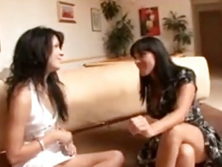 mother teaches daughter how to be a doxy