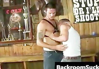 butch chaps with large schlongs part1