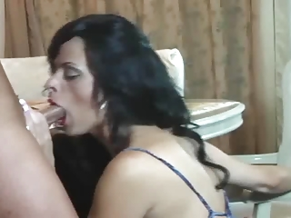 sexy mommy-friend-son some