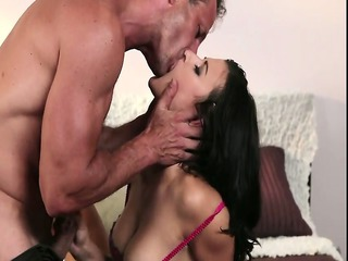 breasty older gets anal drilling and fucking