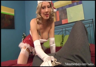 excited holiday stepmom seduces me. zoey holloway