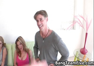 lustful american chicks have a fun fucking part1