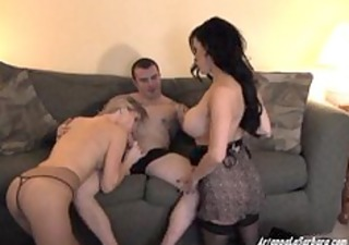 mommy and ally fucking with son