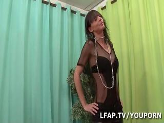 cette d like to fuck en lingerie se fait